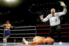 Boxe knockout