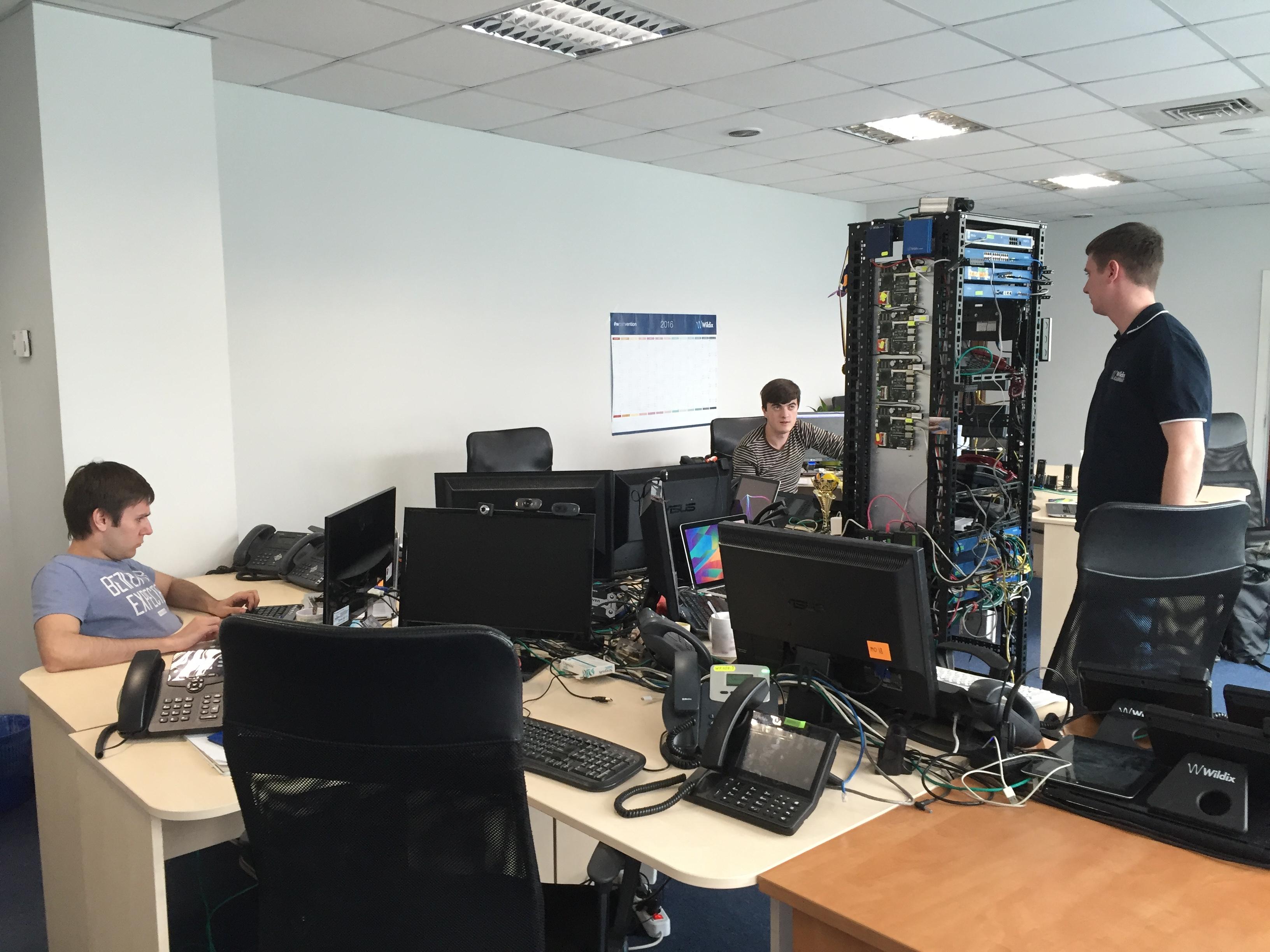 Research and Development Wildix Odessa