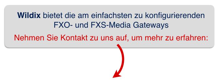 Der Unterschied zwischen FXO und FXS | Wildix Blog