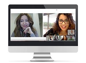 Videokonferenzen und Wildix